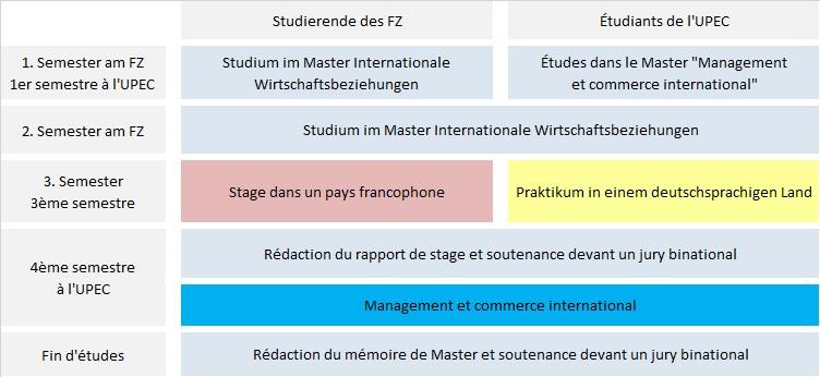 Studienverlaufsplan IWB-MCI