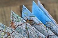 Kontaktseite Stadtplan